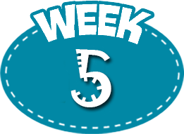 week 5 Learn what is happening with your baby's development in week five plus, learn about miscarriage, changes in your complexion, and what healthy foods you should be eating now.