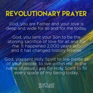 July 5 Prayer